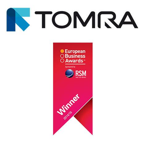 陶朗获欧洲年度企业奖