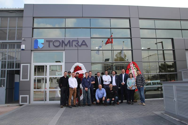 陶朗在土耳其伊斯坦布尔测试中心