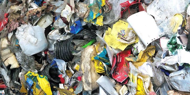 商业垃圾和工业垃圾
