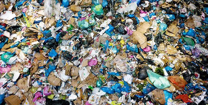 城市混合生活垃圾分选