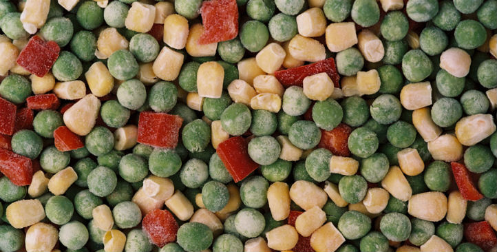 混合蔬菜分选