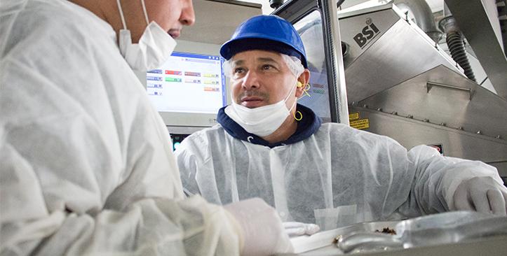 陶朗获国际大奖的Nimbus-BSI设备适用于核桃分选