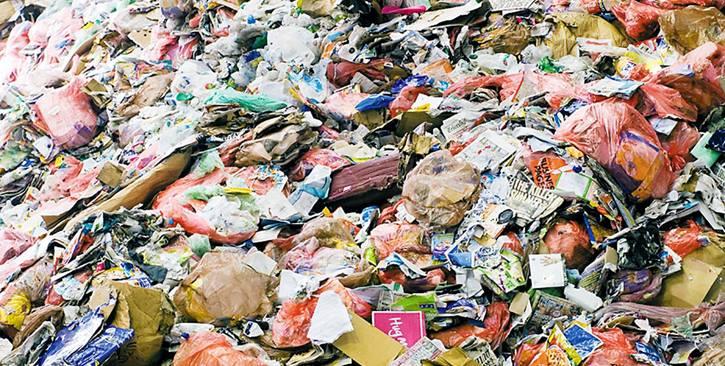 单一废料流垃圾分选
