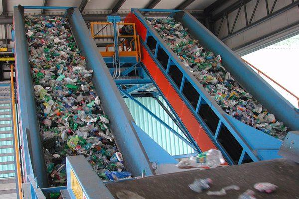 塑料袋分选