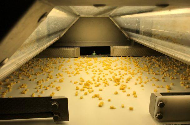 速冻玉米粒检测分选