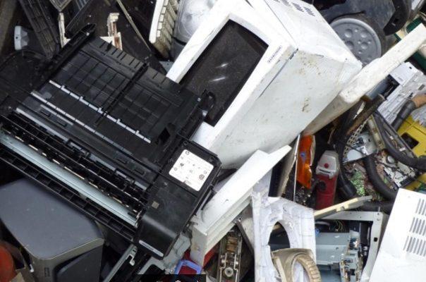 陶朗分选技术可以剔除含溴阻燃剂的塑料