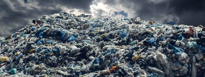 难以降解的塑料对自然环境造成了严重危害,并且将最终返回人类的食物链