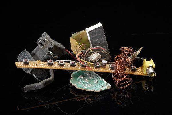 电子垃圾分选