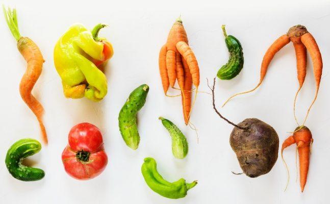 因外观不佳而被丢弃的蔬菜,其实也含有同样丰富的营养