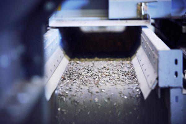 X射线分选技术能针对5mm左右的小尺寸金属进行高效分选